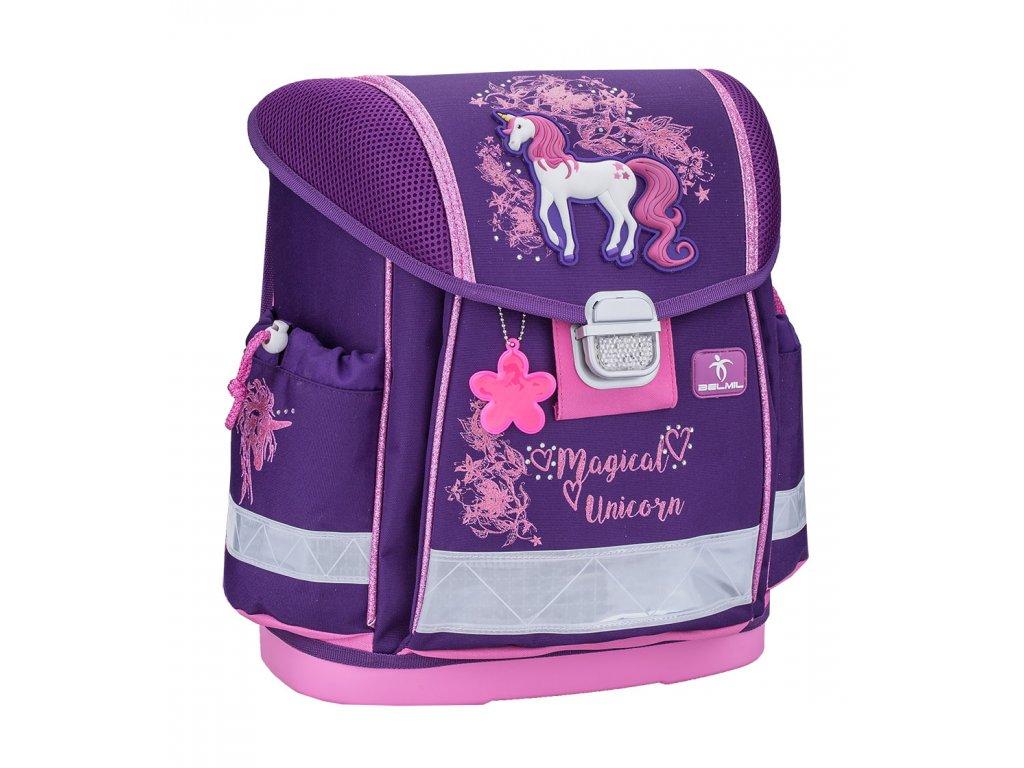 Školní batoh 403-13 Magical Unicorn - Papírnictví dekorace 638ecebe37
