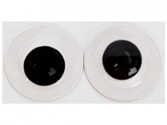 Oči samolepicí 50 mm