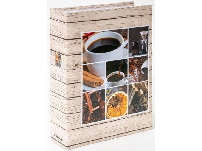 Fotoalbum 10x15/200foto MM-46200 Coffee 1 béžové