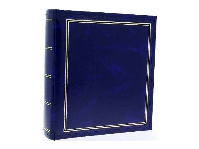 Album na mince C21 CLASSIC modrý