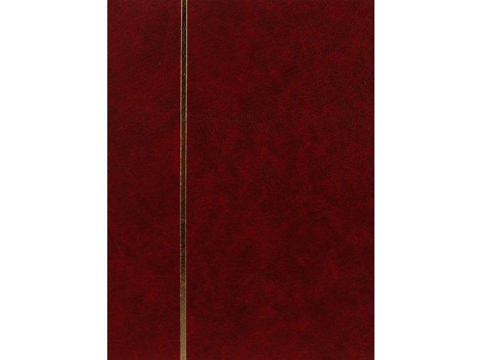 Album na známky 51 373 Leatherette vínový