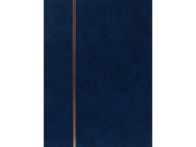 Album na známky 51 373 Leatherette modrý