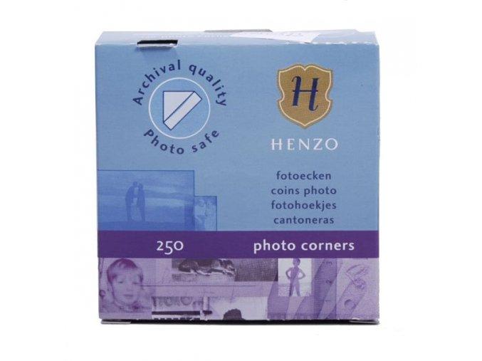 Fotorůžky 250 ks HENZO , průhledné