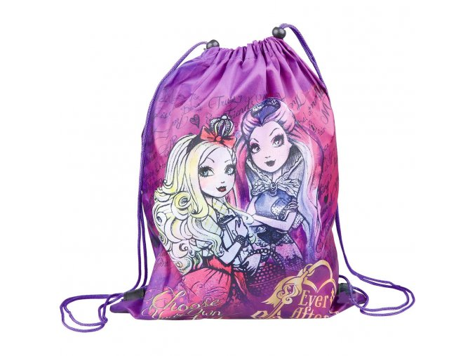 Sáček na přezůvky Ever After High
