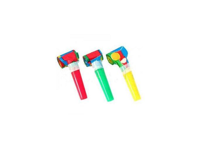 Frkačky párty barevné 6 cm 888562 sada 100ks