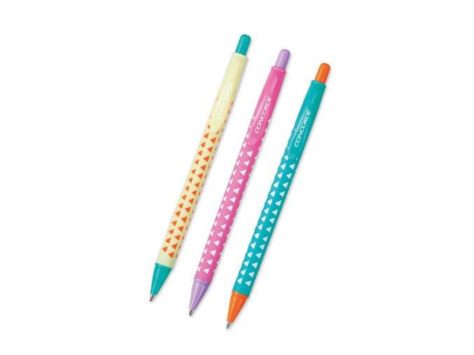 Kuličkové pero CONCORDE Crazy
