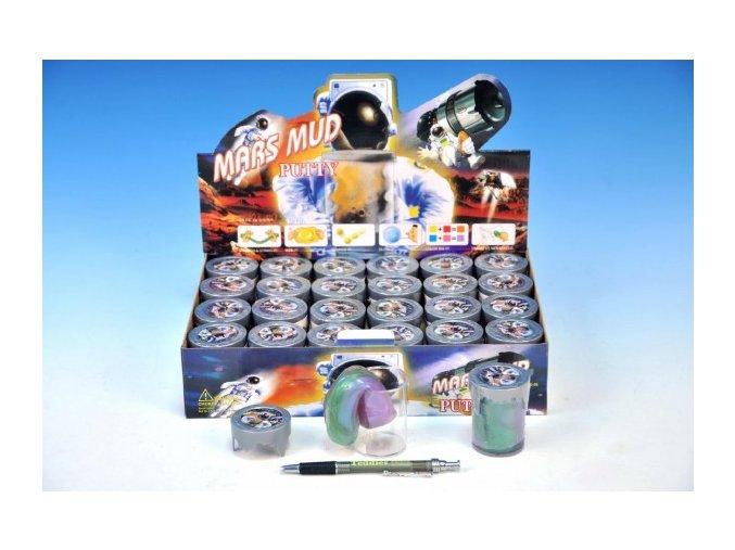 Sliz - hmota Mars asst 24ks v boxu