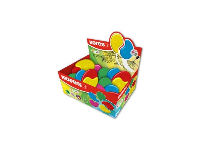 Guma Kores Verve - mix barev - 6 POSLEDNÍ KUSY -
