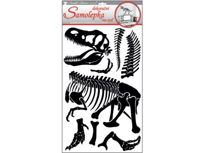 Samolepka na zeď dinosaurus 10182 , 50 x 32 cm