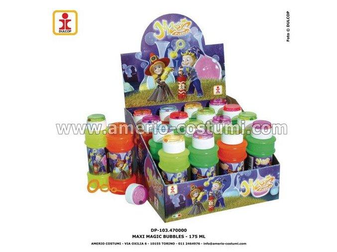 0 11a11733 500 MAXI MAGIC BUBBLES 175 ml