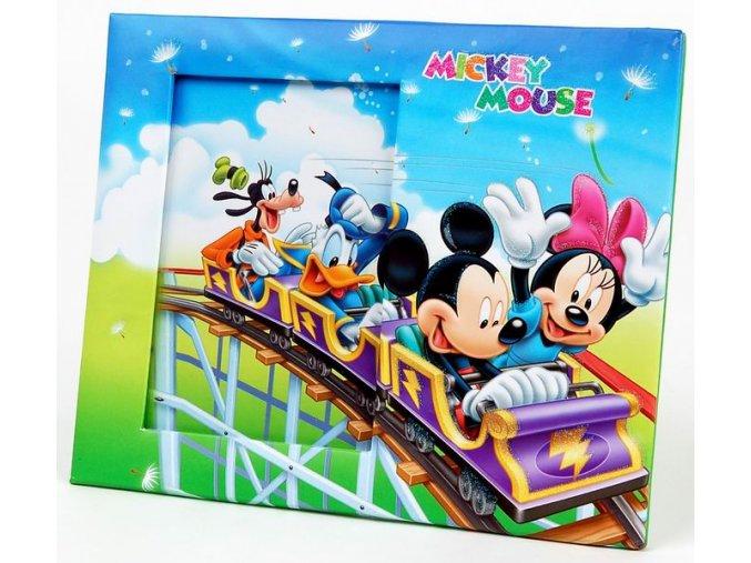 Fotorámeček 10x15 D46 H1 Disney dráha