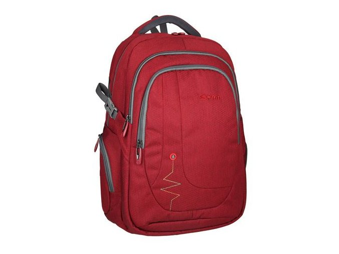 Studentský batoh VOYAGER , červený