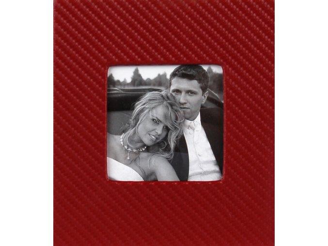 Obal na CD double Wedding 2 vínový