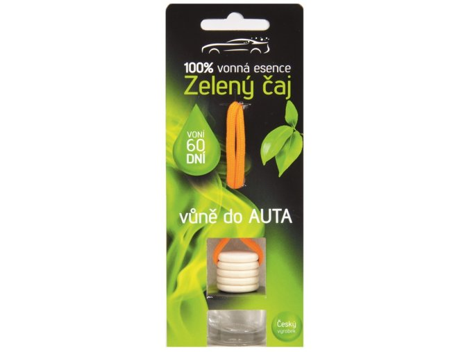 Vůně do AUTA 5 ml - ZELENÝ ČAJ