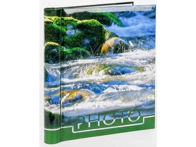 Fotoalbum samolepící DRS-30 Panorama 2 zelené