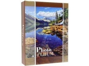 Fotoalbum 10x15/200foto DPH46200 SUMMER2 hnědý