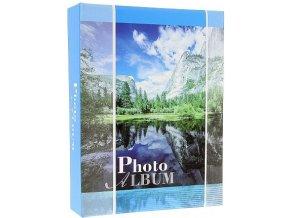 Fotoalbum 10x15/200foto DPH46200 SUMMER2 modrý