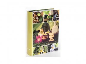 Fotoalbum 9x13/200foto B-35200S Artdeco 2 zelené