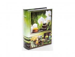 Fotoalbum 9x13/300foto B-35300S/2S Candle 1 orchidej