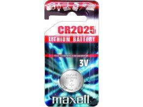 CR2025 1BP Li MAXELL