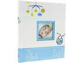 Fotoalbum samolepící DRS-20 Birth modré