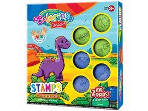 Razítka Dinosauři Stamps Dino