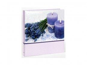 Fotoalbum samolepící DBLP-30 Violette 2 svíčky