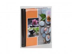 Fotoalbum samolepící DRS-20 Orchid 1 oranžové