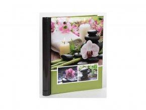 Fotoalbum samolepící DRS-20 Orchid 2 zelené