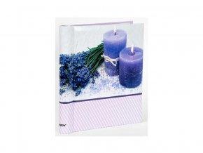 Fotoalbum samolepící DRS-30 Violette 2 svíčky