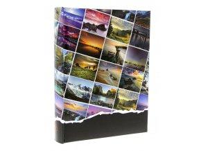 Fotoalbum 10x15/200foto B-46200S Cutout