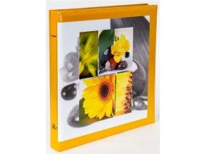Fotoalbum samolepící DBLP-30 Art 2 žluté