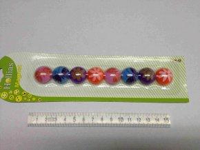 Magnety květinky 8ks 2cm