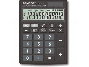 Kalkulačka stolní Sencor SEC 332 T