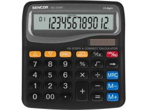 Kalkulačka stolní Sencor SEC 353RP