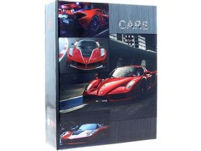 Fotoalbum 10x15/304foto DPH46304 Cars červené