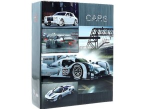 Fotoalbum 10x15/304foto DPH46304 Cars bílé