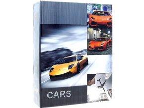 Fotoalbum 10x15/304foto DPH46304 Cars žluté