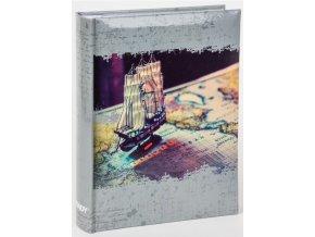 Fotoalbum 10x15/200foto B-46200S Vessel 2 šedé