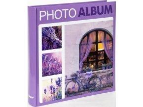 Fotoalbum 10x15/500foto B-46500S Terracotta 2 fialové