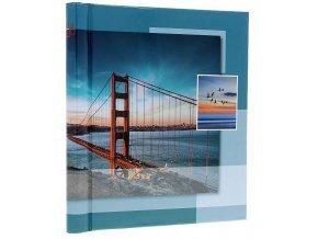 Fotoalbum samolepící DRS-20 Cleo most modré