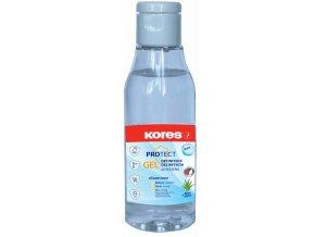 Dezinfekční gel na ruce s parfemací ALOE 50 ml s flip-top víčkem