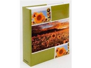 Fotoalbum 10x15/200foto MM-46200M Sunrise 2 zelené