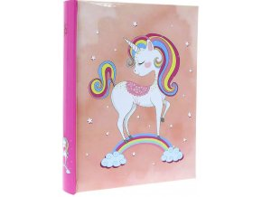 Fotoalbum 10x15/200foto B-46200S Unicorn 1 duha