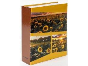 Fotoalbum 9x13/200foto MM-35200 Native 1 žluté