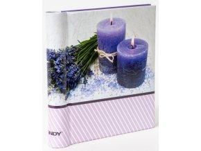 Fotoalbum samolepící DRS-15 Violette 2 svíčky 1