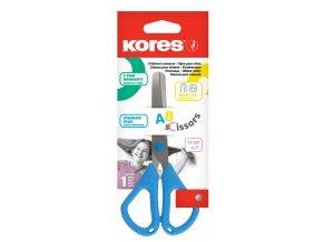 Dětské nůžky Kores ABC 12 cm