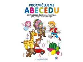 Pracovní listy - A4 - Procvičujeme abecedu