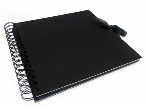 Album/Scrapbook - 210x210 - černá