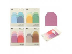 Blok lep. M & G záložka barevná 6 x 25 listů